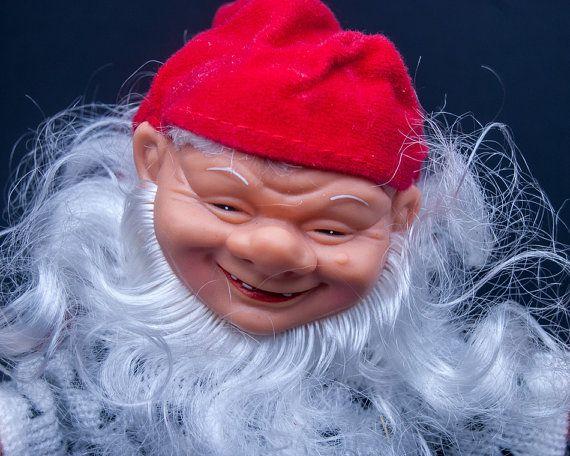 Swedish Santa Norwegian Nisse Tomte Ornament by Scandifinds