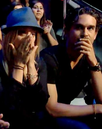 Kaley Cuoco Cries as Her Sister Briana Cuoco Loses Her Battle Round on The Voice