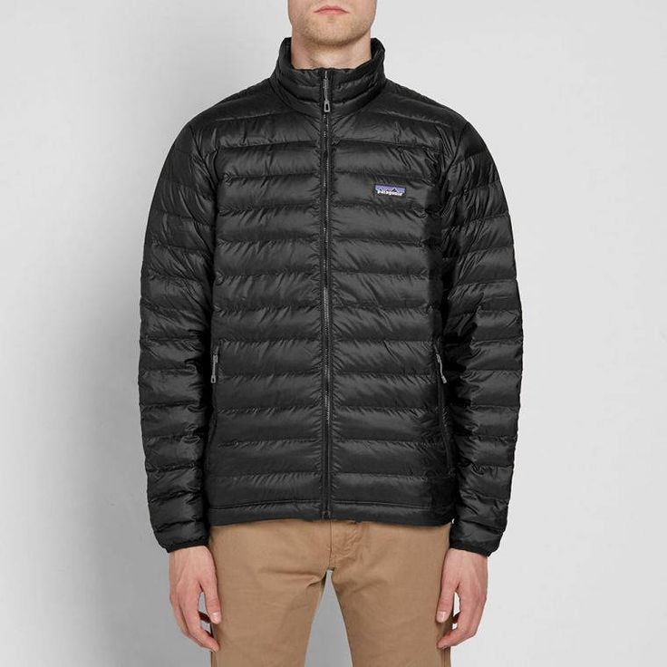 Patagonia Down Sweater (Black)