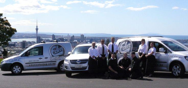The Eden Catering Crew