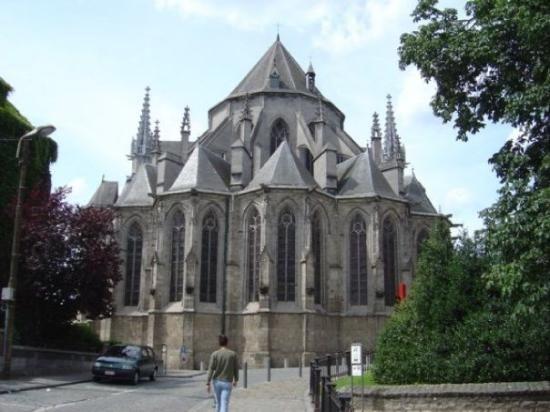 Collegiate Church of St. Waudru