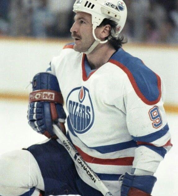 Glenn Anderson | Edmonton Oilers | NHL | Hockey