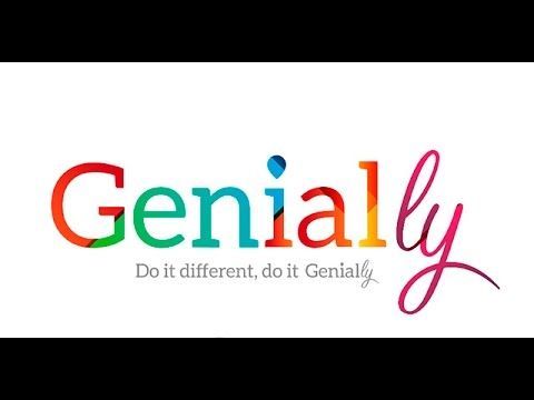 Tutorial Genial.ly - YouTube