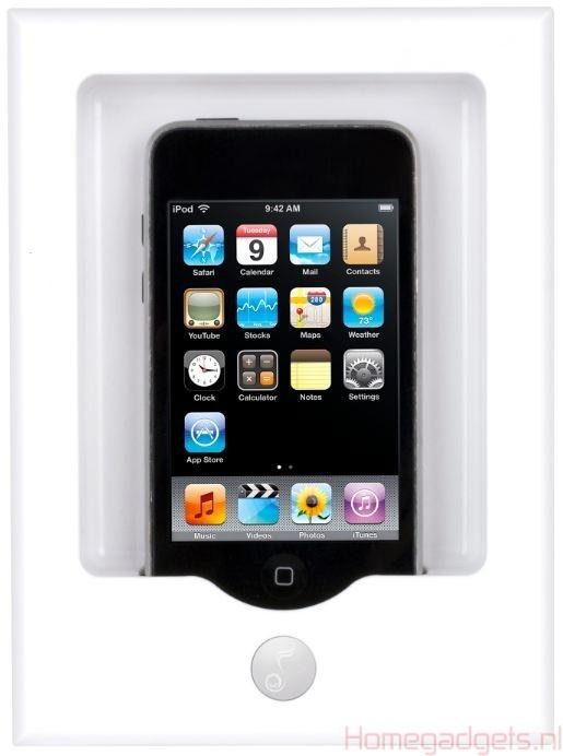 SONANCE IPORT IW-20 IN-WALL DOCKING SYSTEM - Sonance - iPod/iPhone/iPad