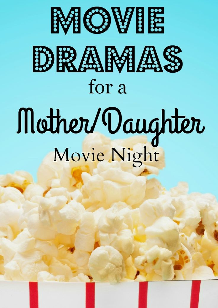Looking for the best mother daughter drama movies for movie night with mom? Look no further than these awesome flicks! Just be sure to stock up on tissues!