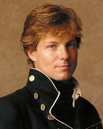 Archie Kennedy (Jamie Bamber) - Horatio Hornblower: Among my favourites such as Hornblower himself and The Captain, Archie is one of my favourite Hornblower characters - and he had to die :'(
