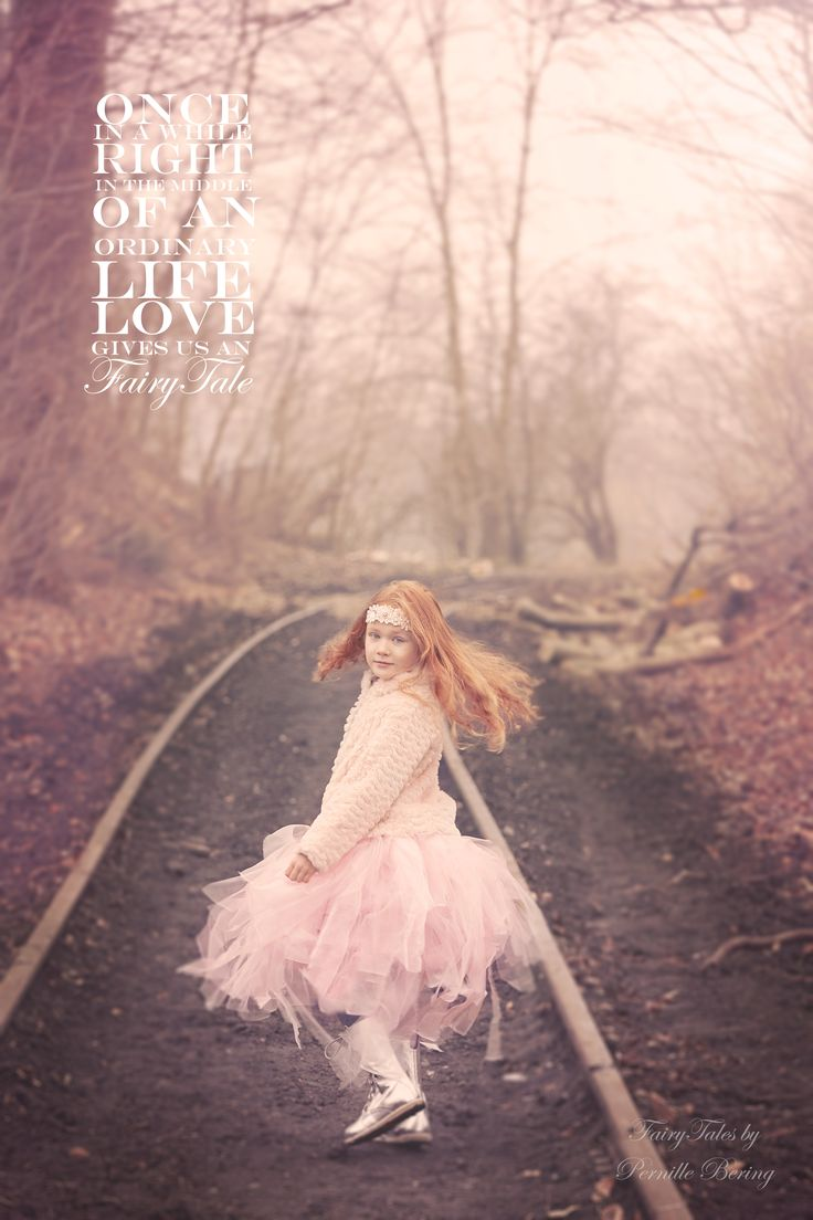 FairyTales by Photographer Pernille Bering
