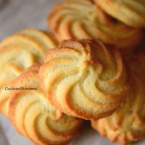 はちみつレモンクッキー+by+shinomaiさん+ +レシピブログ+-+料理ブログのレシピ満載! 今日ははちみつとレモンが香る絞り出しクッキーBiscotti+miele+e+limoneのご紹介です。材料を上からドンドン混ぜていくだけなのでとっても簡単です。