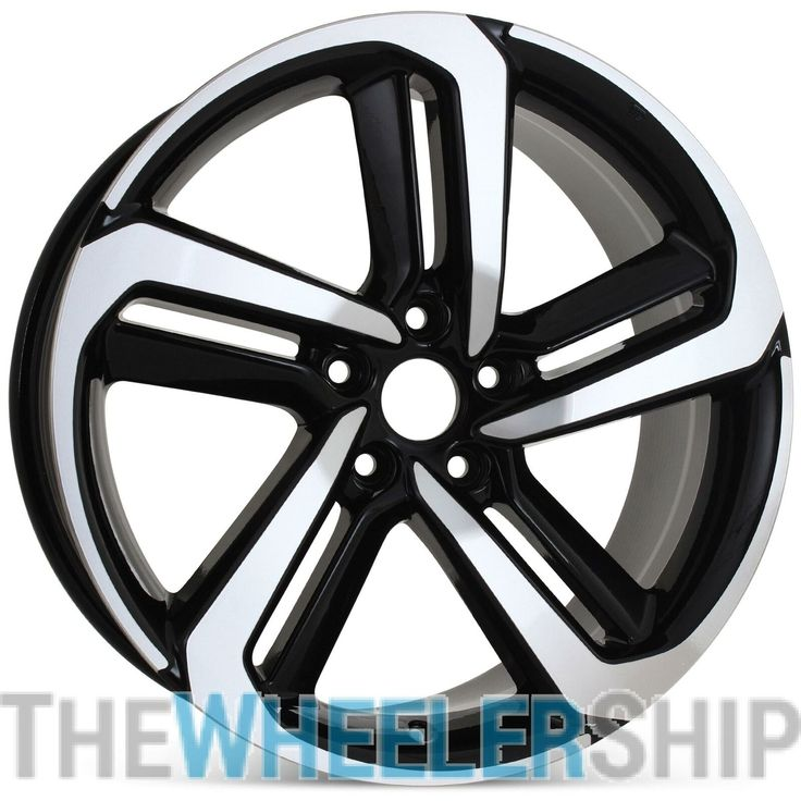 "New 19"" x 8.5"" Replacement Wheel for Honda Accord Sport"