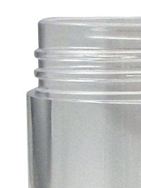 1 oz Clear Push-Up Deodorant Container : Deodorant Containers $1.14 after you buy the lids seperatly