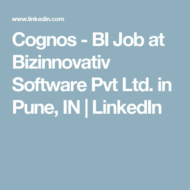 Best 25+ Cognos bi ideas on Pinterest Apex salesforce - cognos administrator sample resume
