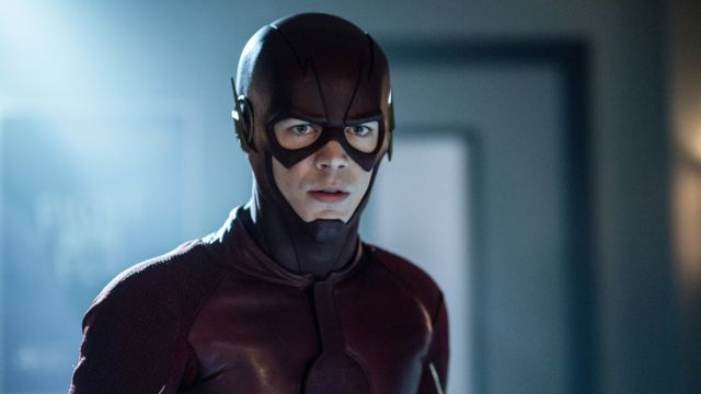 The Flash: Into the Speed Force Clip Arrives