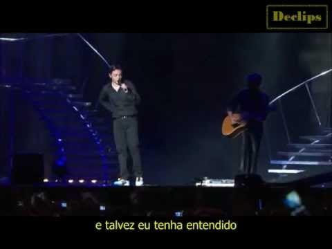 Tiziano Ferro - Imbranato (Live) - Legenda BR