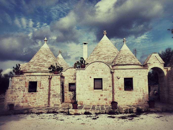 Apulien: Wohnen im Trullo ©Elke Weiler