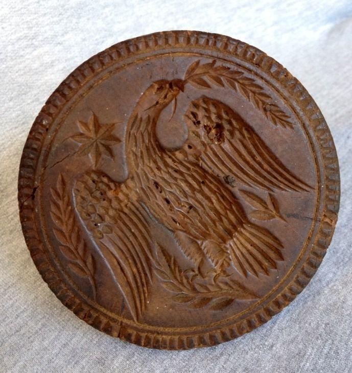 Best images about antique wooden butter cookie molds