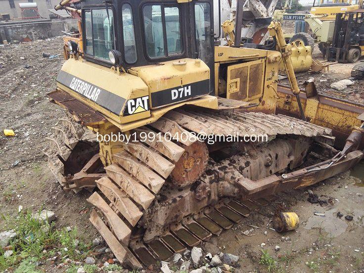 Japan Made Used CATERPILLAR D7H Bulldozer For Sale China