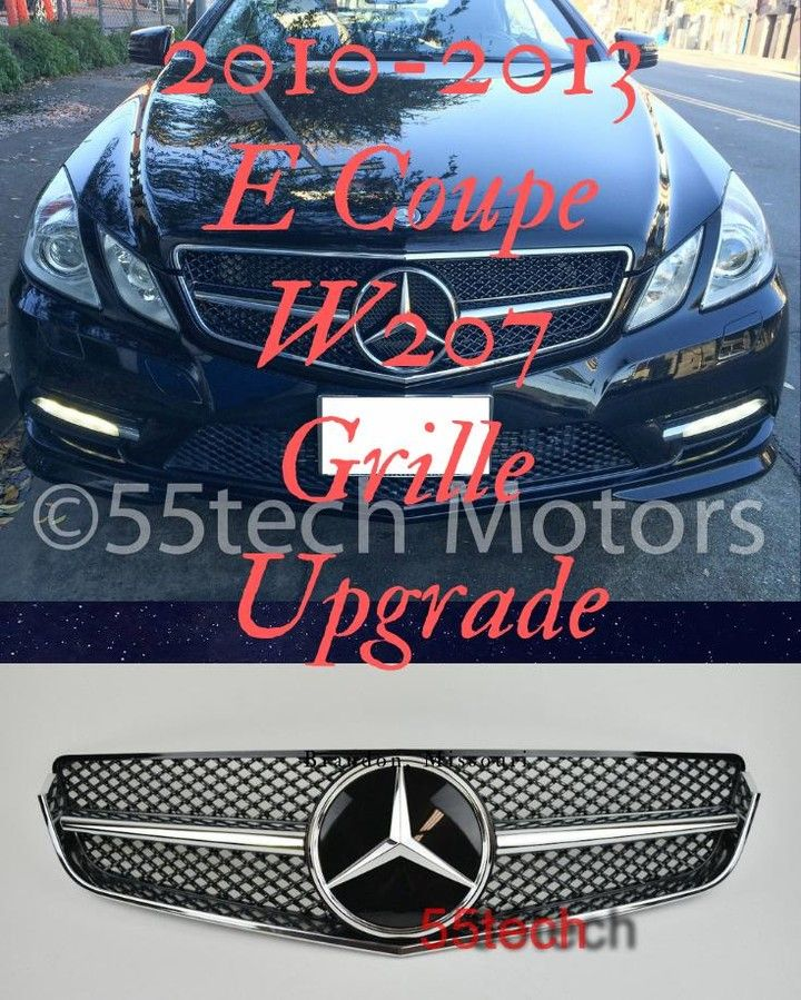 W207 Coupe 2010 2013 Mercedes Benz Models Mercedes E Class Coupe Coupe