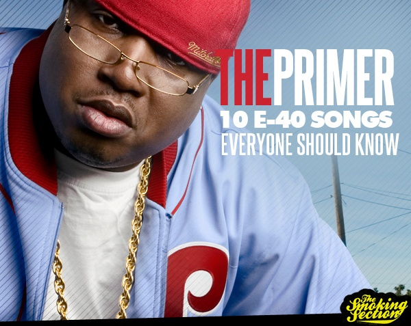 10 E-40 Songs Everyone Should Know #hiphop #oldschool