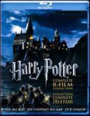 La collection complète des films de Harry Potter