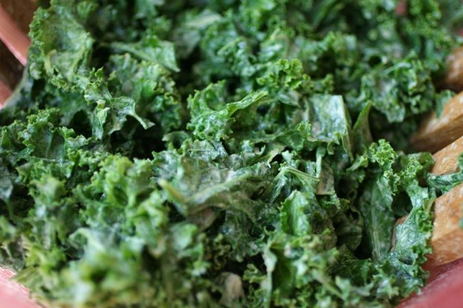 Garlicky Kale Recipe from Whole Foods | Kale Recipes — Faithful Provisions