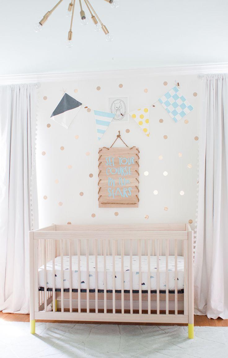 228 best Gold Nursery images on Pinterest | Nurseries, Center ...