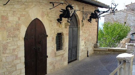 Assisi house  Photo by monica tartaglione — National Geographic Your Shot
