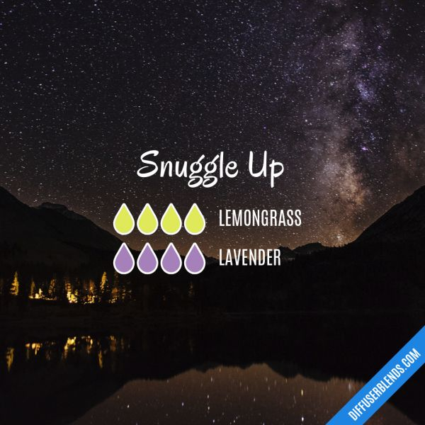 Snuggle Up - Essential Oil Diffuser Blend