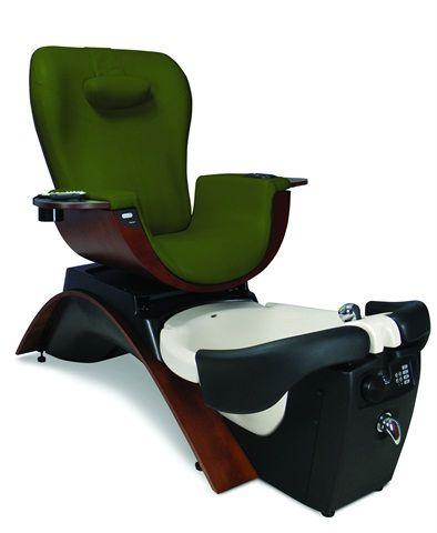 Feet First: Pedicure Spa Chairs
