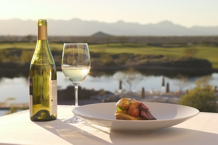 Wine and dine at the luxurious Kai restaurant to complete your Arizona getaway. Enter to win this and other sensory excursions at http://www.SummerinAZ.com/sweepstakes