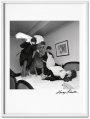 Harry Benson. The Beatles. Art Edition A (pillow fight)