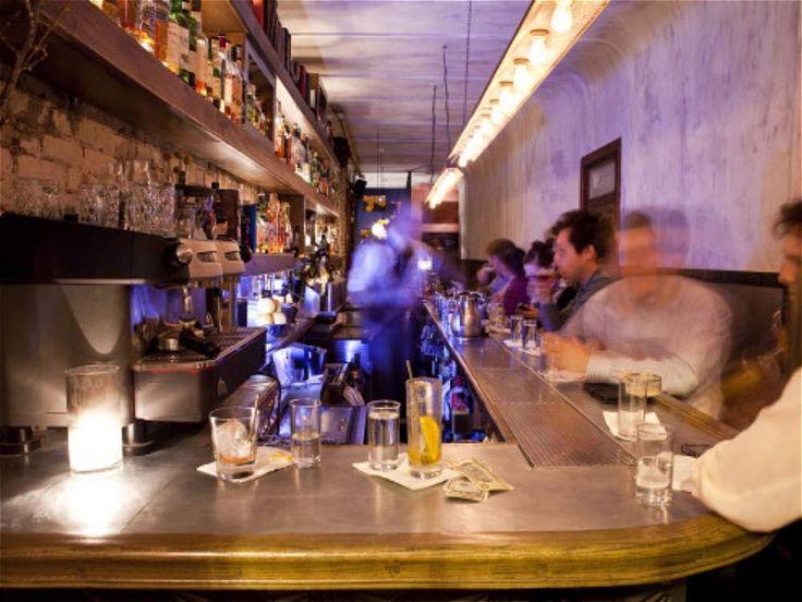 Cuarto Lugar: Bar Attaboy http://www.timeout.com/newyork/bars/attaboy