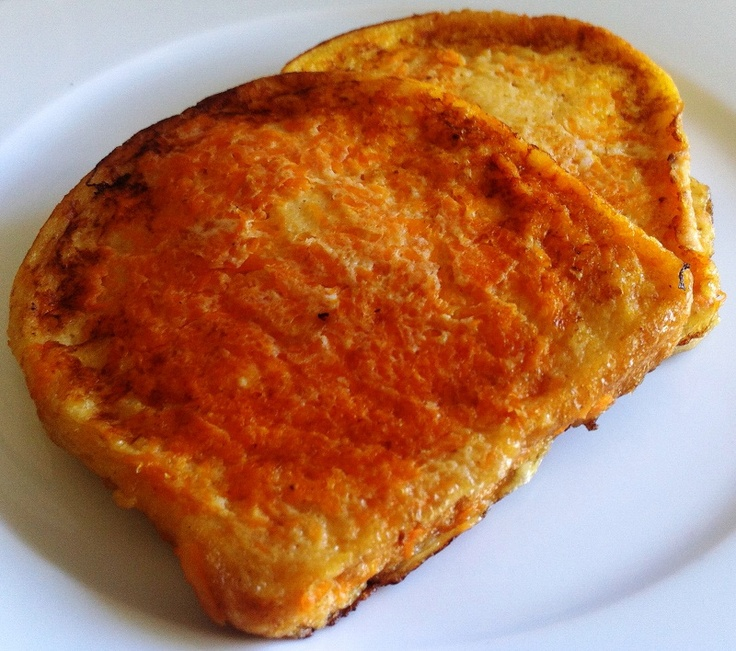 French Toast alla zucca - #halloween #breakfast