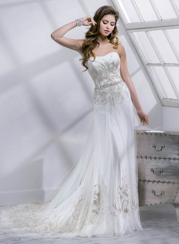 Wedding Dress By Sottero And Midgely Rustic DressesDesigner