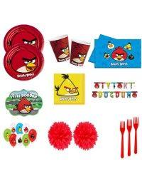 Angry Birds 8 Kişilik Parti Seti