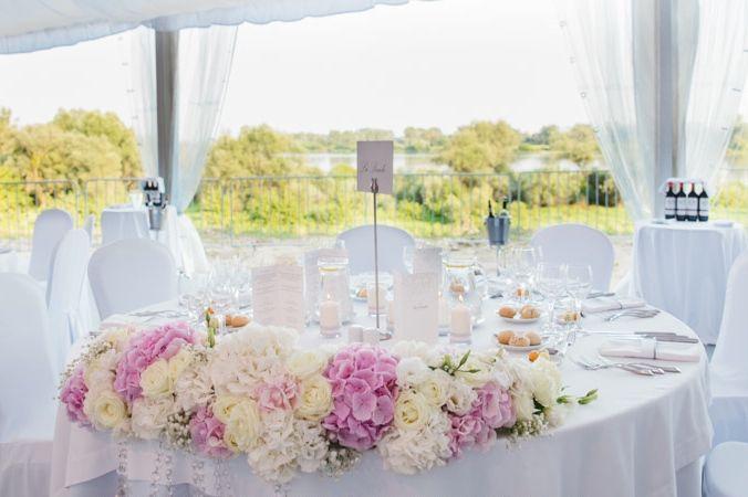 table d 39 honneur et d coration florale elegance et