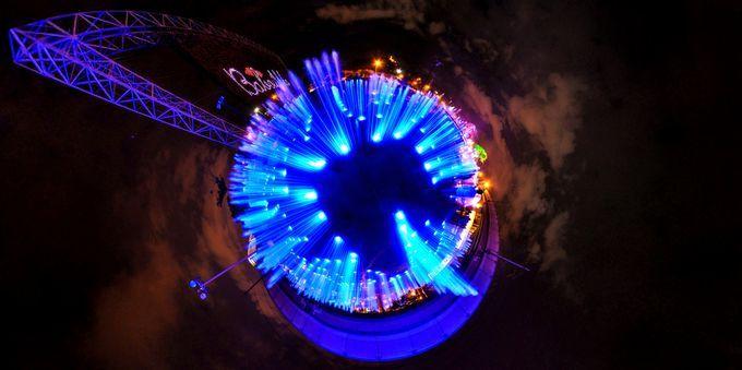 "Photo ""Luces de Navidad"" by @realvision360 ® #Lights #Colors #ViewBug"
