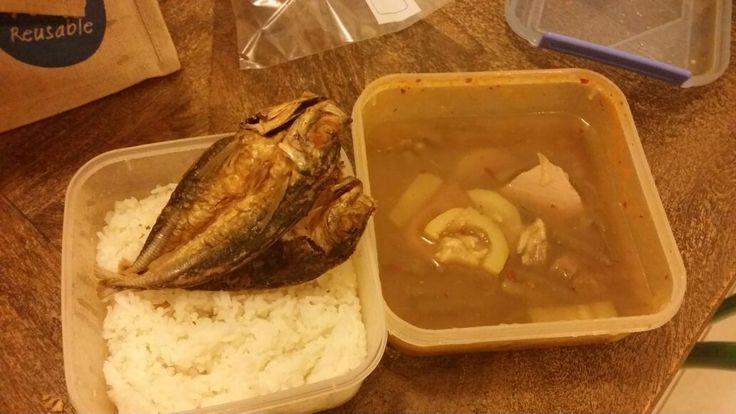 Sayur Asem Ikan Asin - http://papuja.ml/sayur-asem-ikan-asin