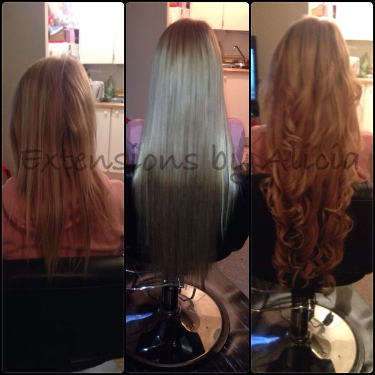 """26"""" hair extensions extensions by Alicia fusion longhair highlighs low lights"""