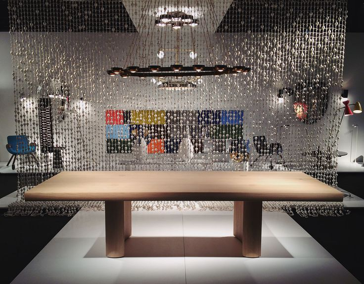 Returning to the Herzog & de Meuron-designed fairgrounds, Design Miami/ Basel presents its 11th edition, combining the world's best collectible design by the most illustrious galleries with an ongoing programme of creative installations and commi...