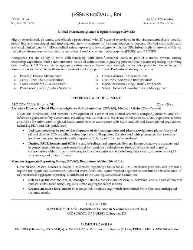 Image result for healthcare management resume examples