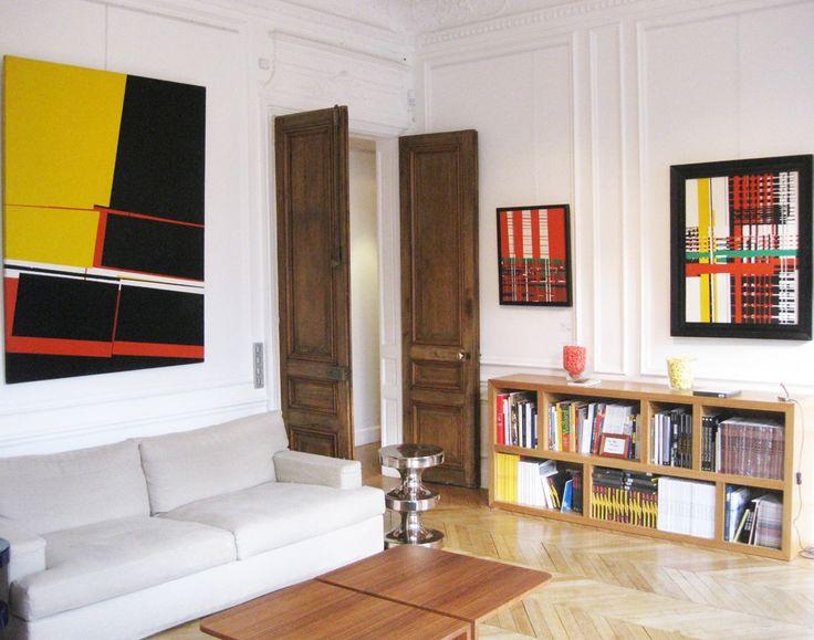 Pierre Windorf #gallery #art #abstraction #paris #pfgarcier