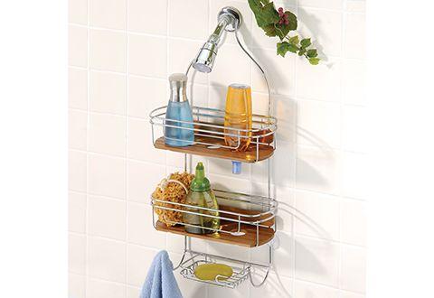 shower caddy || sharper image