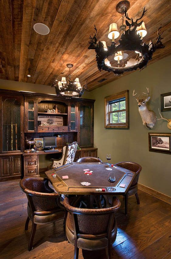 25 Best Ideas About Rustic Man Cave On Pinterest House