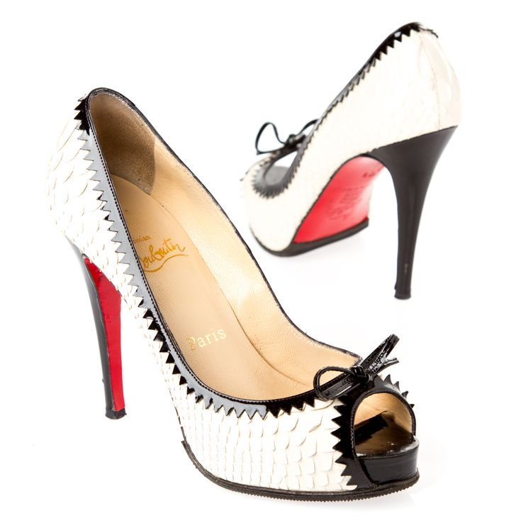 buy christian louboutin shoes from consignment shops