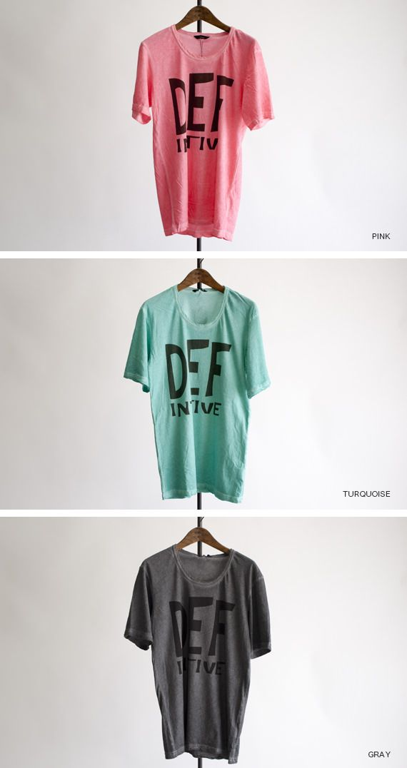 Johnbull[ジョンブル] DEF TEE/Tシャツ/カットソー/メンズ 15923
