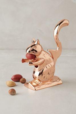Anthropologie Squirrel Nut Cracker #anthroregistry