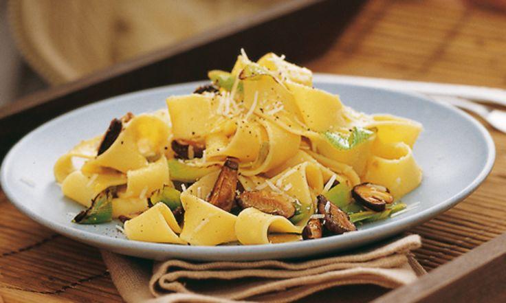 Μια εύκολη και γρήγορη συνταγή για όσους αγαπούν τα μανιτάρια.