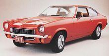 1979 vega - My second car.