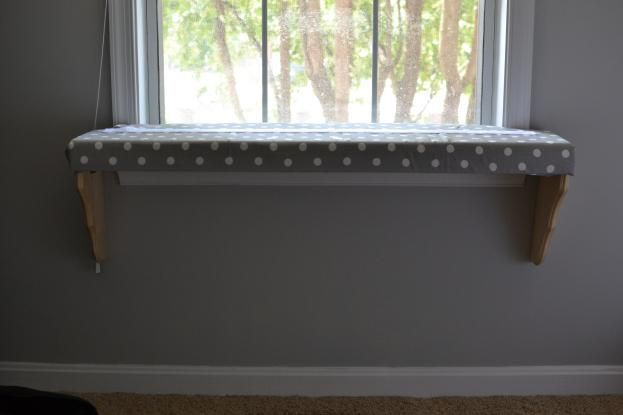Home Made Cat Window Seat | DIY Home: DIY Cat Perch