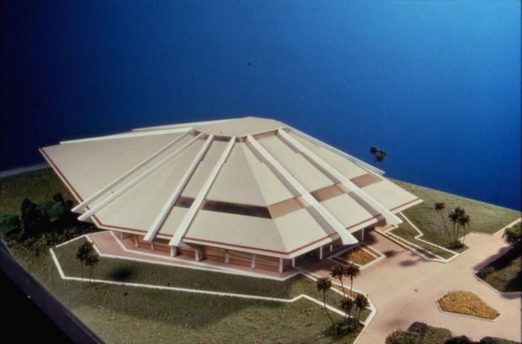 Horizons model, Epcot Center | Theme Park Models ...